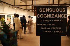 Exhibition At Jehangir Art Gallery 2019 Sensuous Cognizance