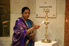 Mrs.Malini Hadole Lightning The Lamp